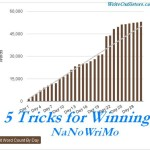 5 Obscure Tricks for Winning #NaNoWriMo