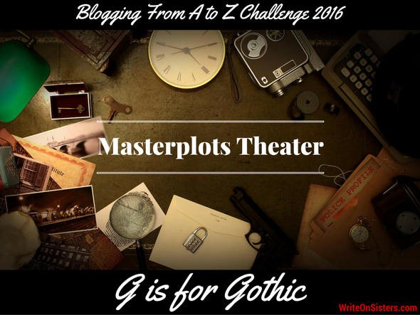 Gis for Gothic Masterplots Theater