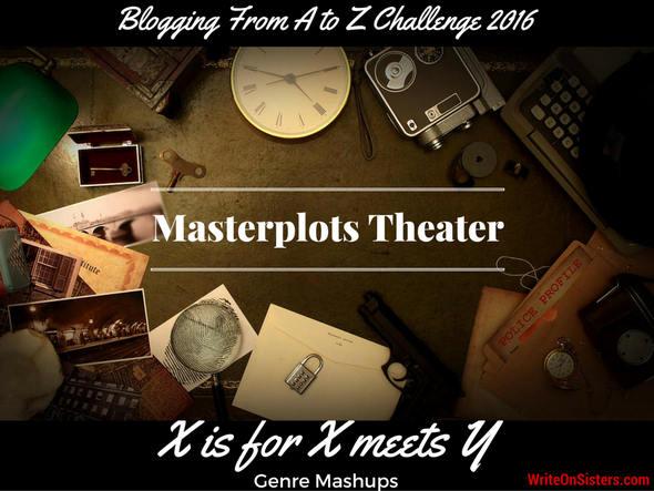 X meets Y Mashups Masterplots Theater