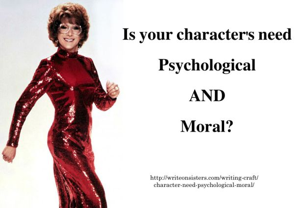 Character Need-PsychologicalMoral