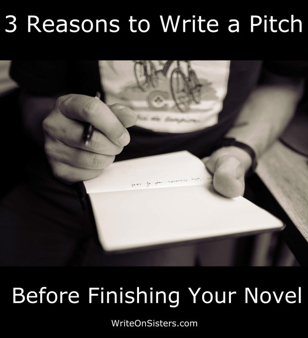 Pitching 101 - 3 Reasons to Pitch
