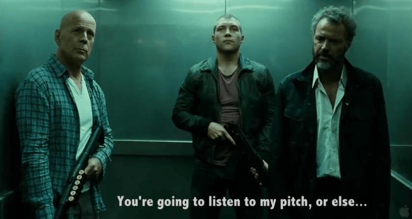 elevator threat