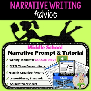 Narrative Prompts - Middle School - Write On!