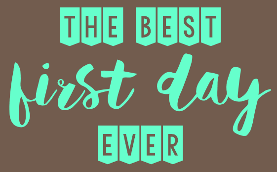 The Best First Day Ever: How I switched up my routines for an unforgettable first day of school