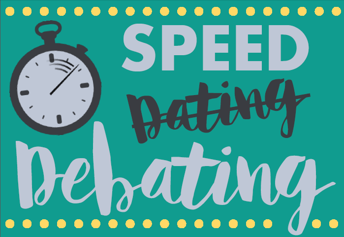 Speed Debating in the ELA Classroom