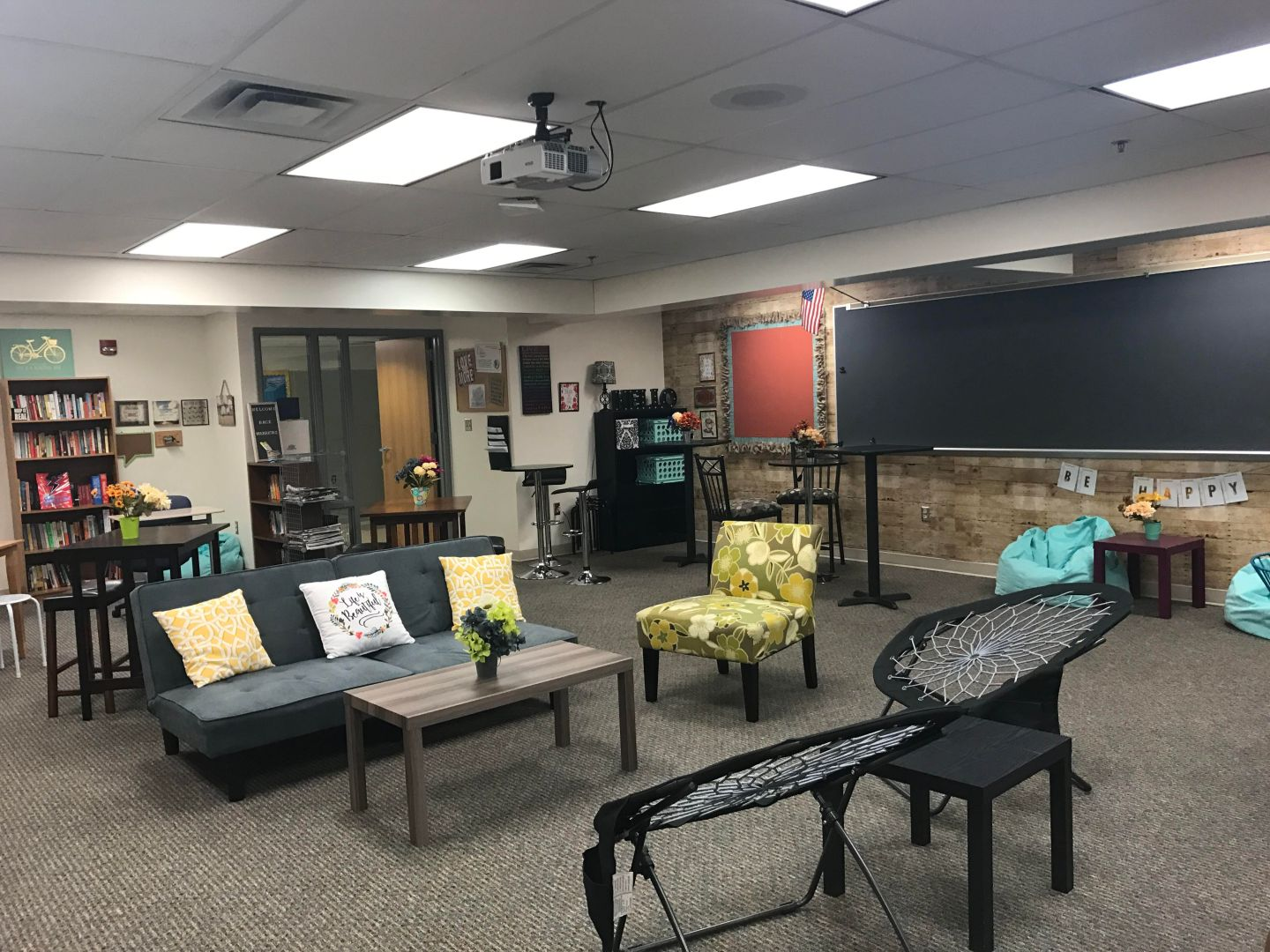 Comfort In The Classroom With Flexible Seating Write On