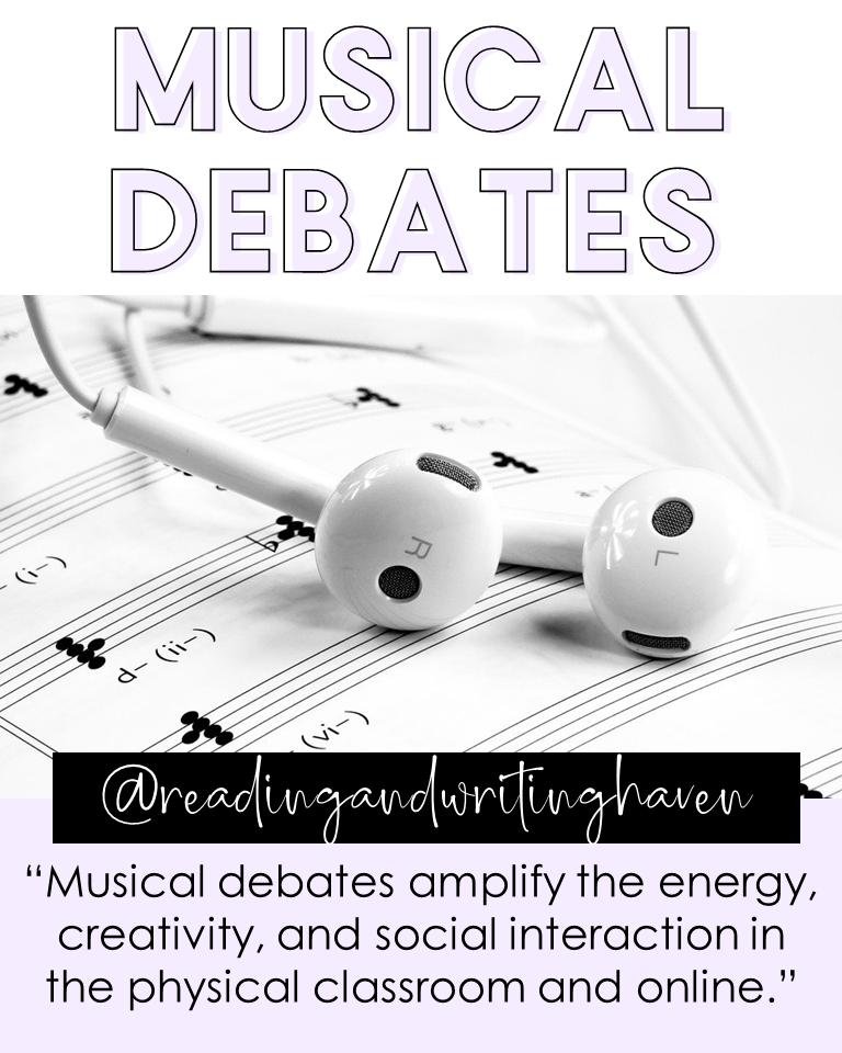 Musical debates