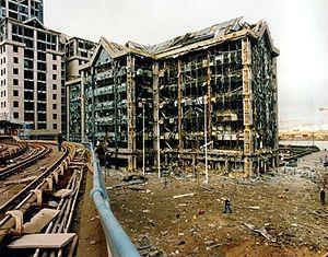 Docklands, 9/2/96. Non-allowable debate.