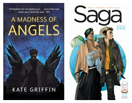 A Madness of Angels and Saga