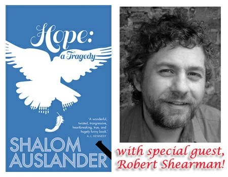 Hope by Shalom Auslander, and Robert Shearman