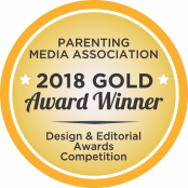 PMA 2018 Design Editorial Gold png