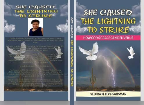 caused lightning strike