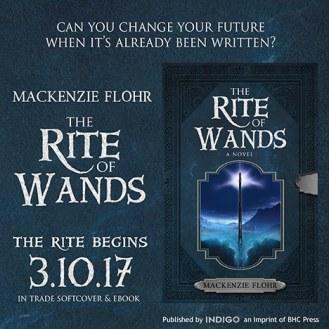 Authors Spotlight: Mackenzie Flohr click here