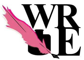 Logo Mockup 1 of 3, representing WriteReviseEdit,com, by Christine G. Adamo