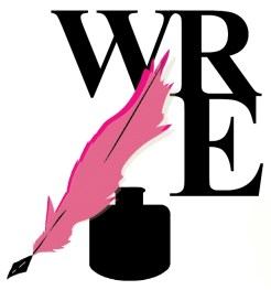 Logo Mockup 2 of 3, representing WriteReviseEdit,com, by Christine G. Adamo