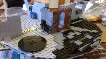 Death Star (before box 2)