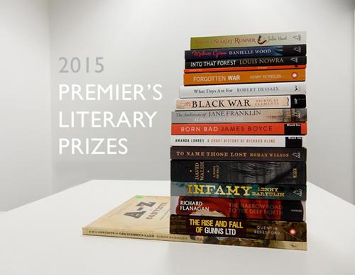 Tasmania Book Prize Winners 2015