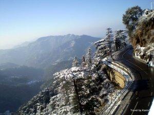 snow-shimla