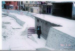snow exicetment