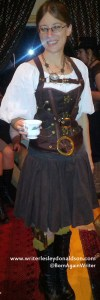 easy Steampunk outfit for beginners