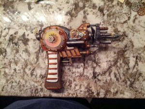 easy steampunk accessories
