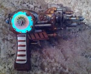 creative use glowstick steampunk accessories