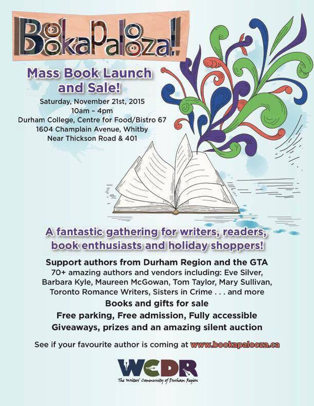 2015 BookaPalooza advertisement