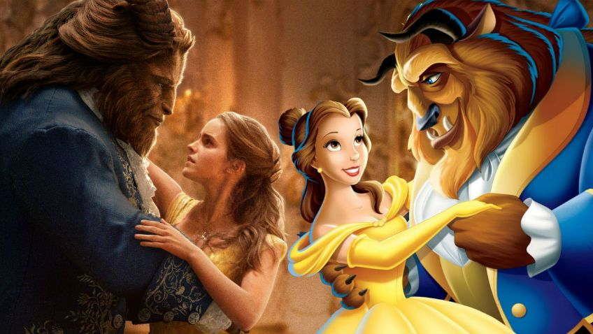 Belle 2017 animation movie fairy tale