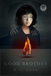 Good Brother book review, YA horror, ghost story, Canadian horror, Chinese ghost, horror, CanLit, ChiZine