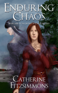 book review, book review enduring chaos, sisters of chaos, Catherine Fitzsimmons, Brain Lag, Brain Lag Books, Canadian author, fantasy