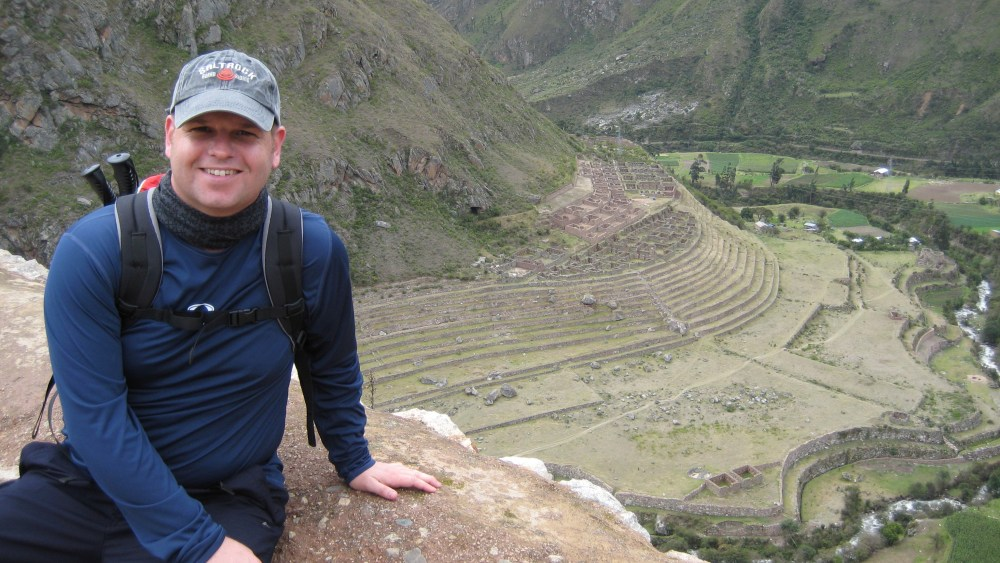 Peru Travel Blog: 28th September 2011: Inca Trek Day #1: Trails of the old 'n' chunky‏ (4/6)