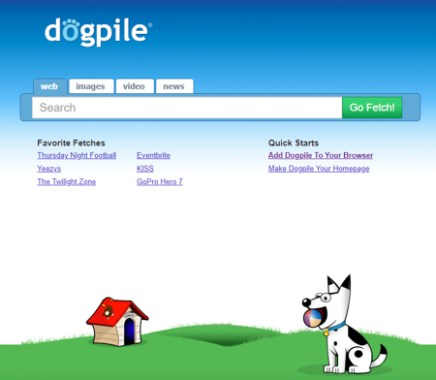 Dogpile Best Search Engines Alternatives to Google
