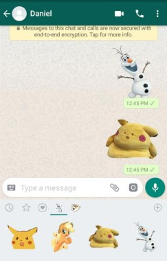 Create WhatsApp Stickers on Android
