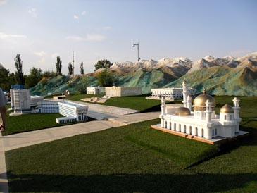 Ethno-memorial complex Map of Kazakhstan Atameken - Things To Do In Astana, Kazakhstan