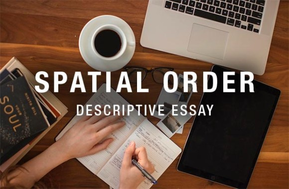 Space Order in Descriptive Text (Sample Questions and Answers)