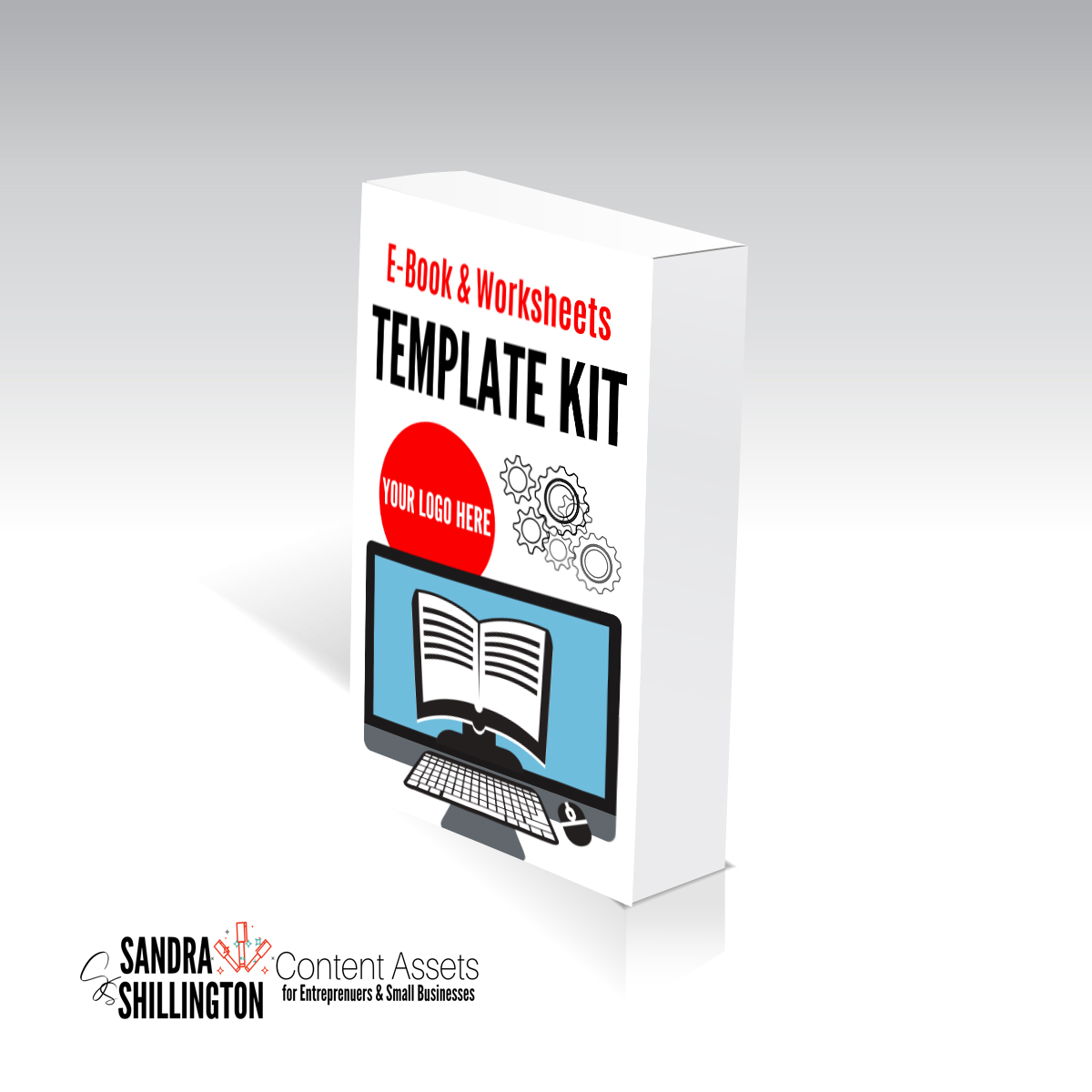 All Industries E Book And Worksheets Template Kit