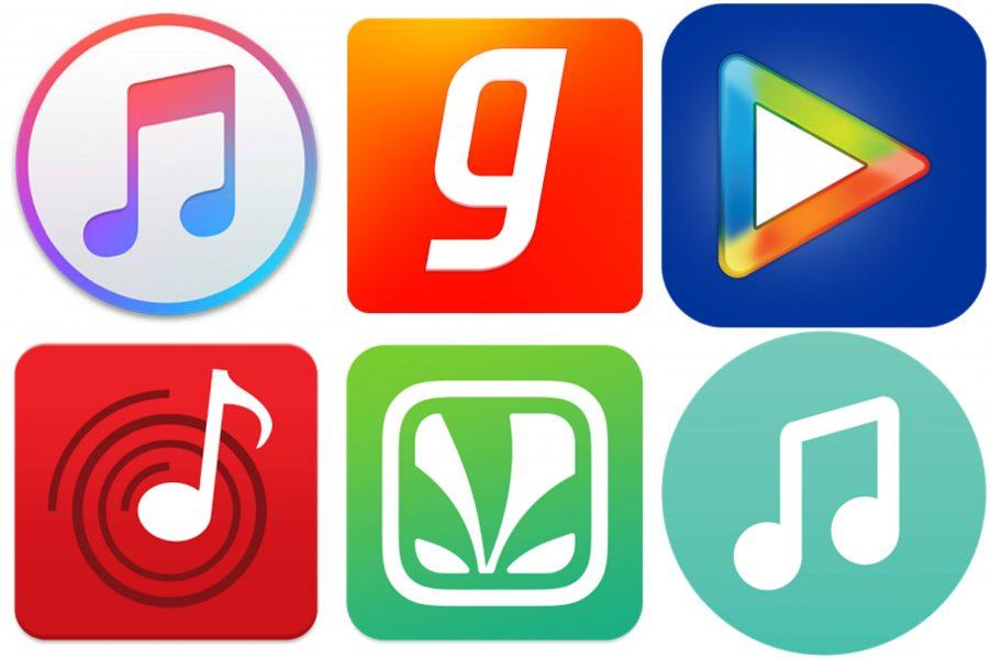 Music Streaming Showdown Saavn vs Gaana vs Wynk vs Jio