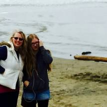 1. Kat and Vic, Cannon Beach, 2016