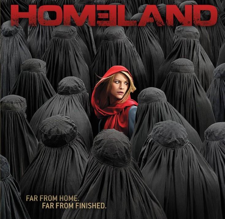 Homeland series review