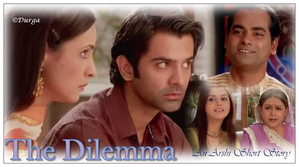 arshi ss the dilemma chapter 4