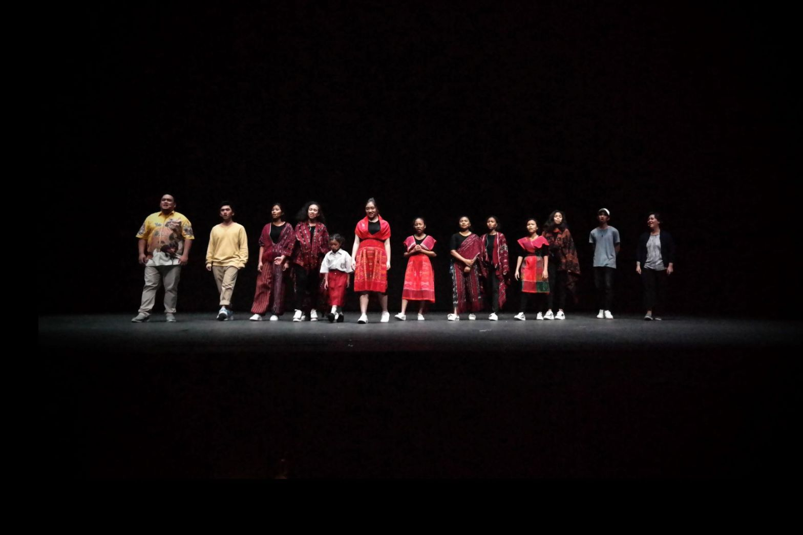 Image of Actors on a Stage