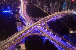 Photo by Denys Nevozhai on Unsplash city highway interchange