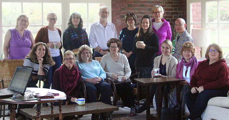 RECAP: 2017 Autumn Writers Retreat: Writing, Relaxation, and the Company of People Who Love Stories
