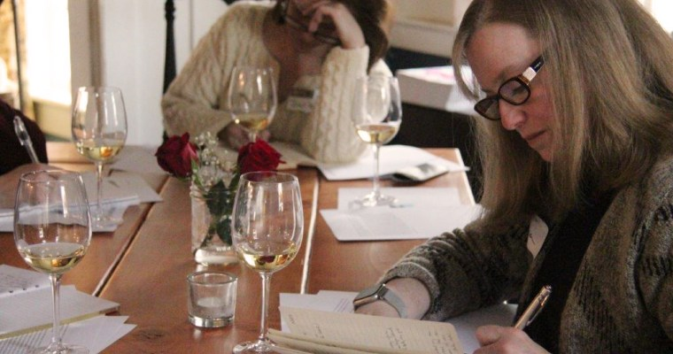 Winter at the Vineyard with Wine & Words