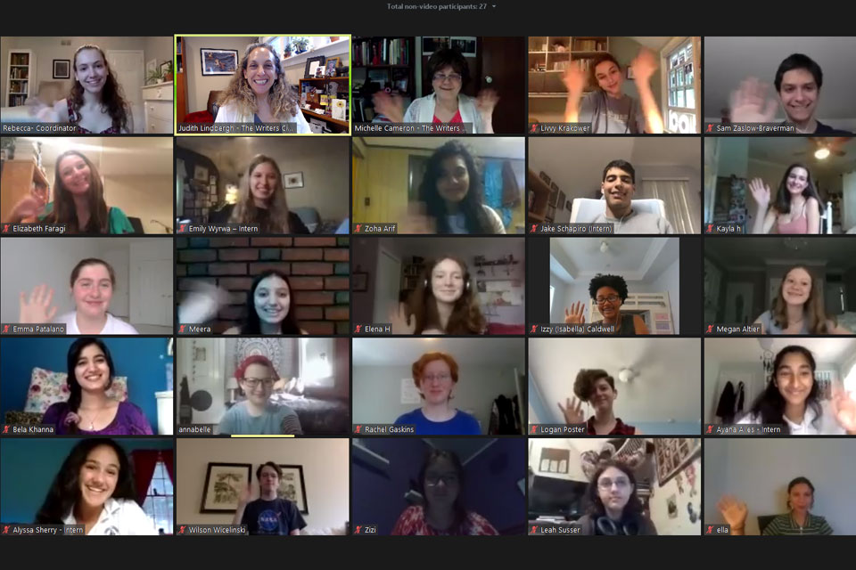 Wow, That Was INTENSE! Summer Creative Writing Intensive 2020 Virtual Edition (featuring Hurricane Isaias)