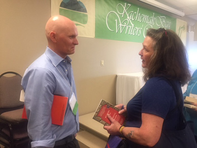 Meeting Anthony Doerr