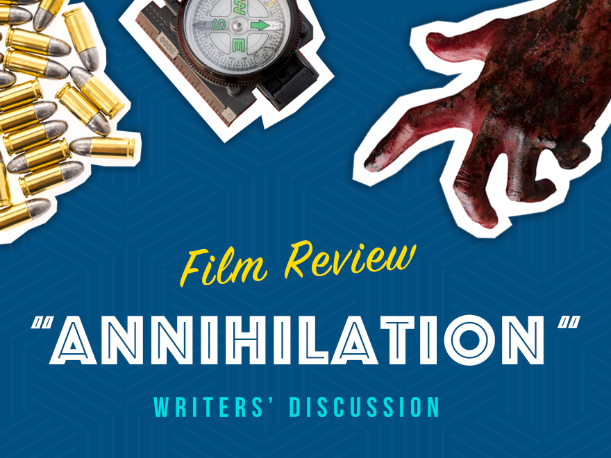 Session #34 - Annihilation