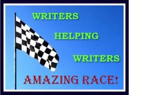 Writers Helping Writers Amazing Race