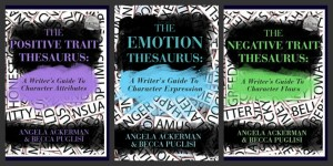 Thesaurus Book Trio