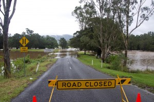 flood road